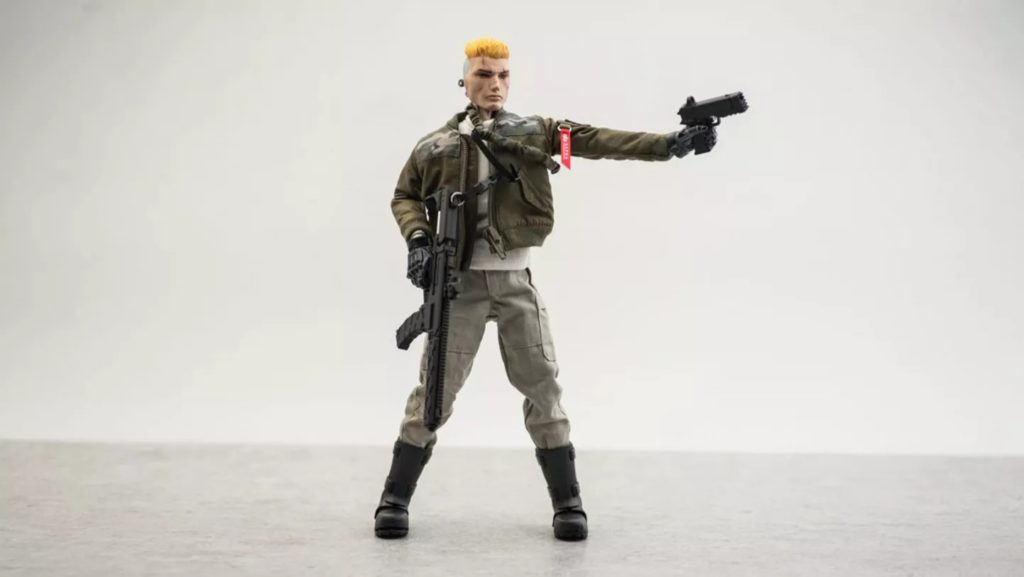 BAIT Comic Con Exclusive : BAIT x 1000 Toys x Alpha Industries GI JOE Duke