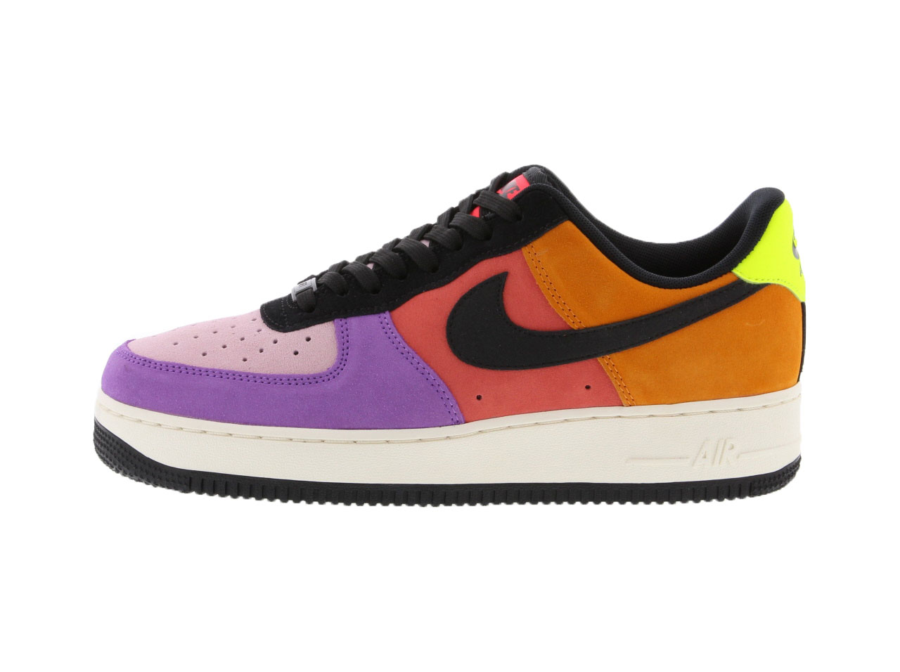 NIKE AIR FORCE 1 '07 LV8 – PRISM PINKFLASH CRIMSON CU1929