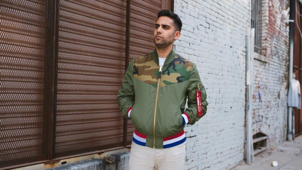 BAIT x GI JOE x Alpha Industries Jacket