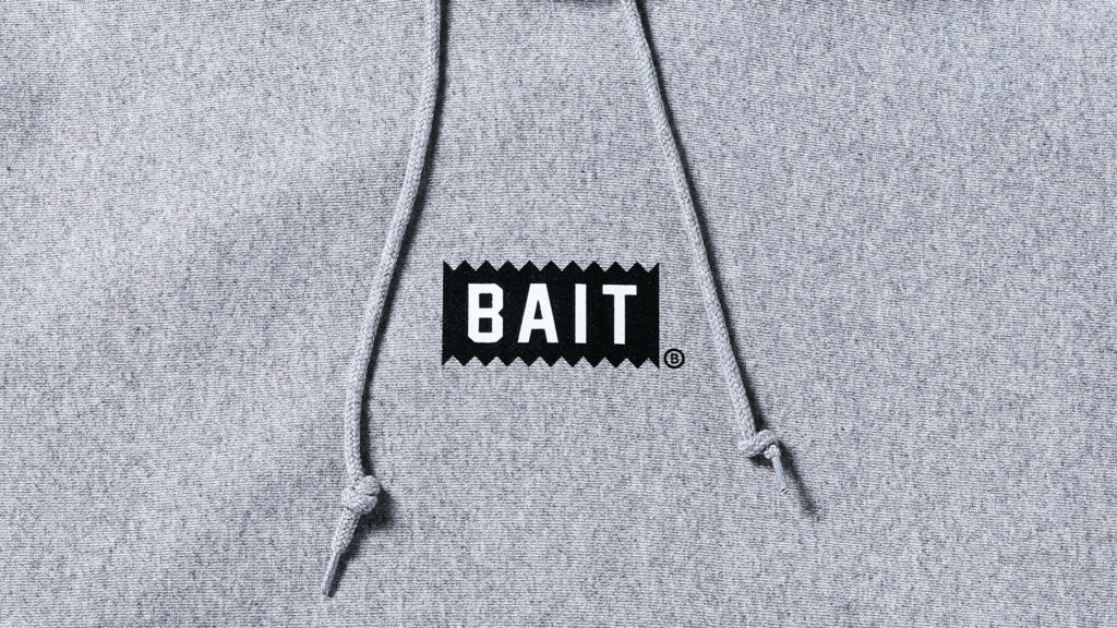 """BAIT"" MARK WEAR"