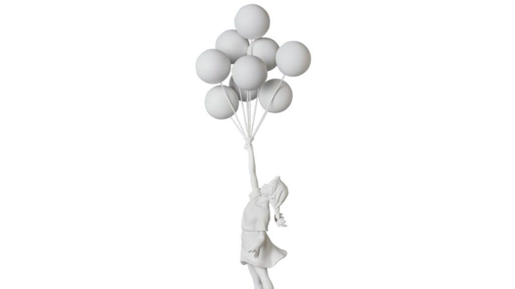 Flying Balloons Girl (4530956490403)に関するご案内