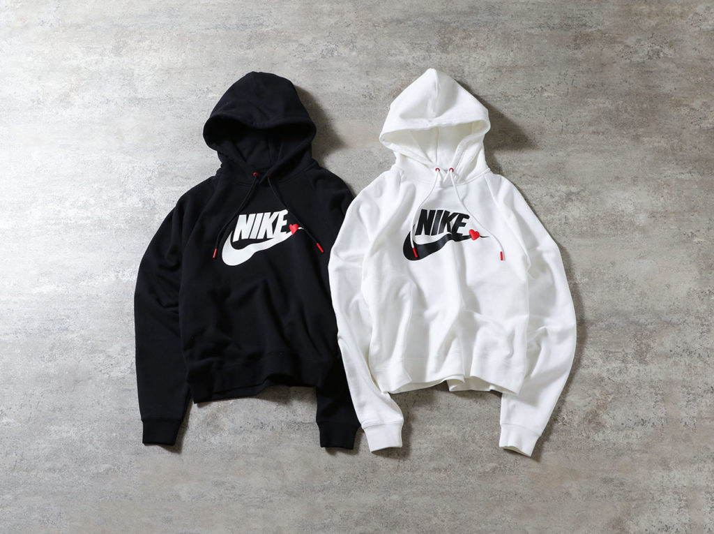 NIKE AS M NSW V DAY PO HOODIE(WHITE)