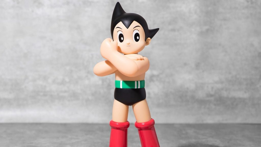 ASTRO BOY MIGHTY FIST TAN に関するご案内