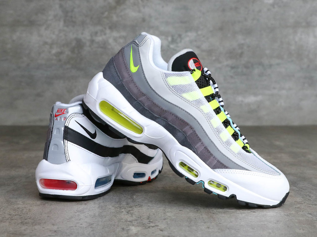 NIKE AIR MAX 95 QS – CJ0589-001