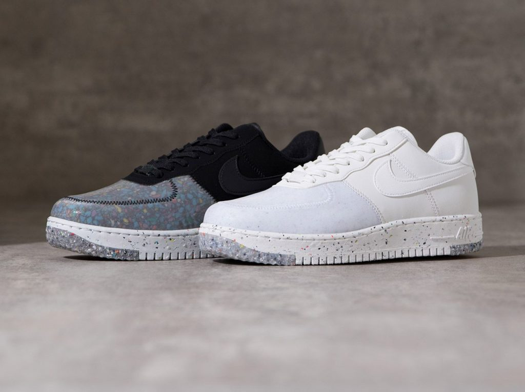 NIKE AIR FORCE 1 CRATER – CZ1524-002/CZ1524-100