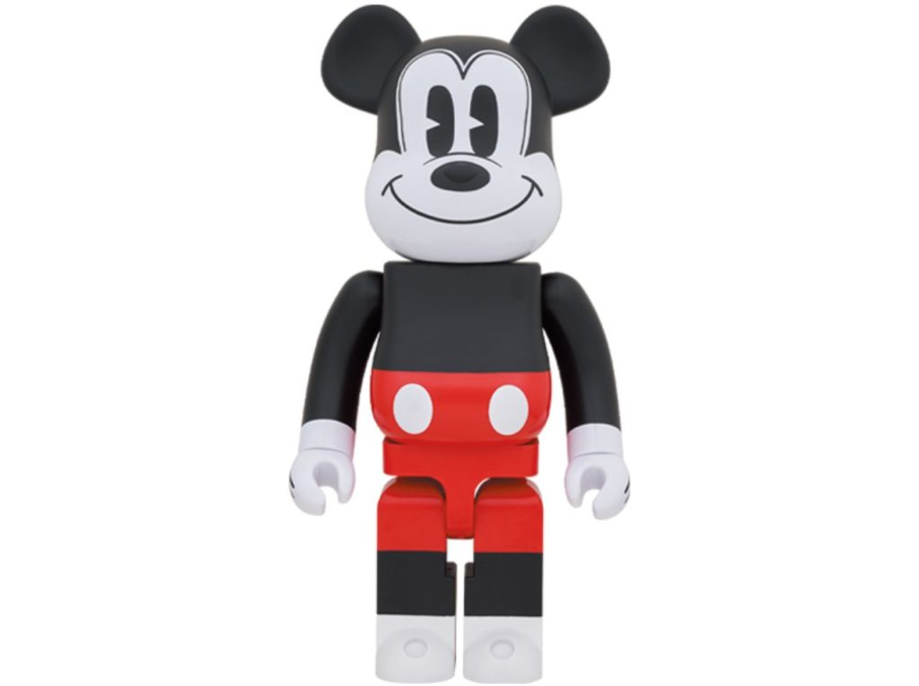 MICKEY MOUSE (R&W 2020 Ver.) 1000% – 4530956590103