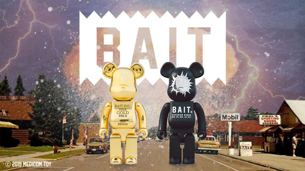 Community of BAIT:#001 赤司竜彦(MEDICOM TOY)
