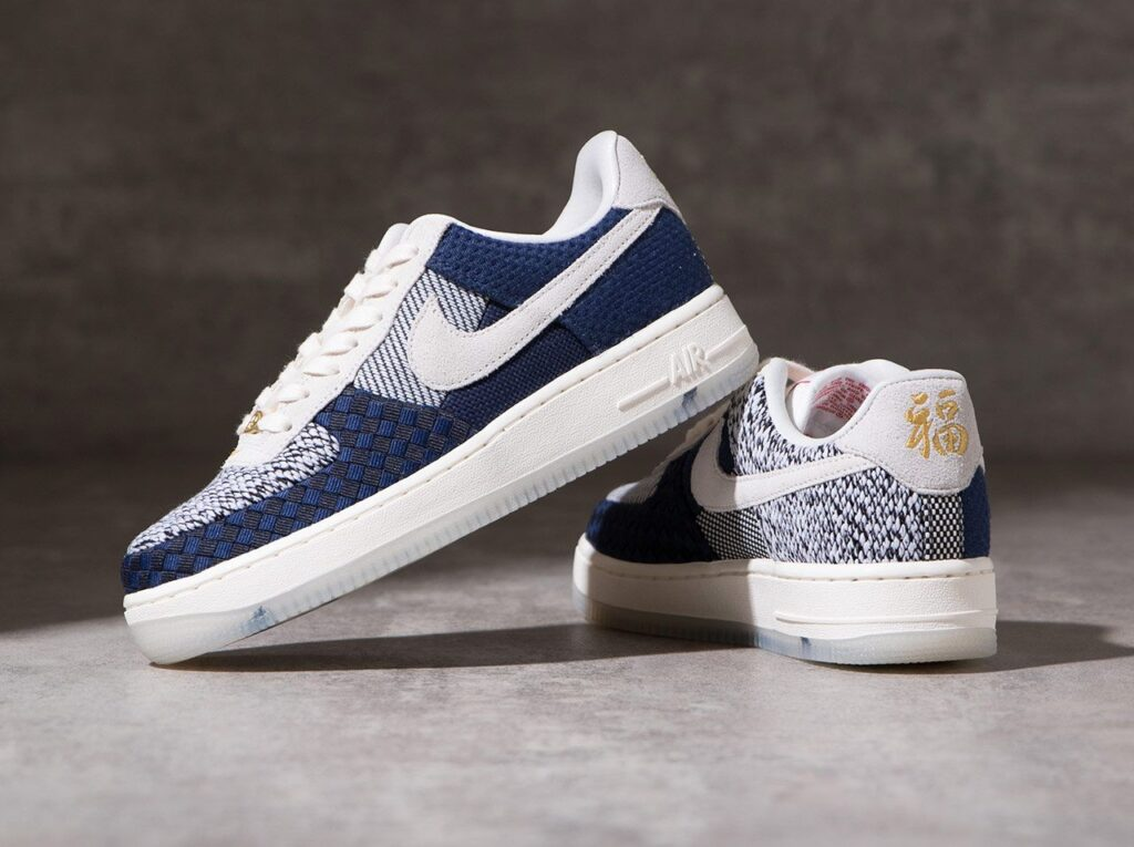 NIKE WMNS AIR FORCE 1 LOW – DD5401-492