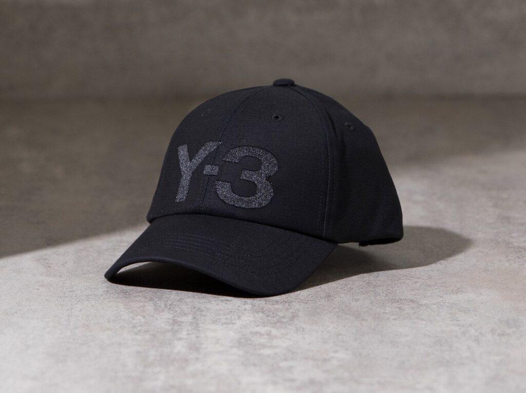 Y-3 CLASSIC LOGO CAP – GK0626