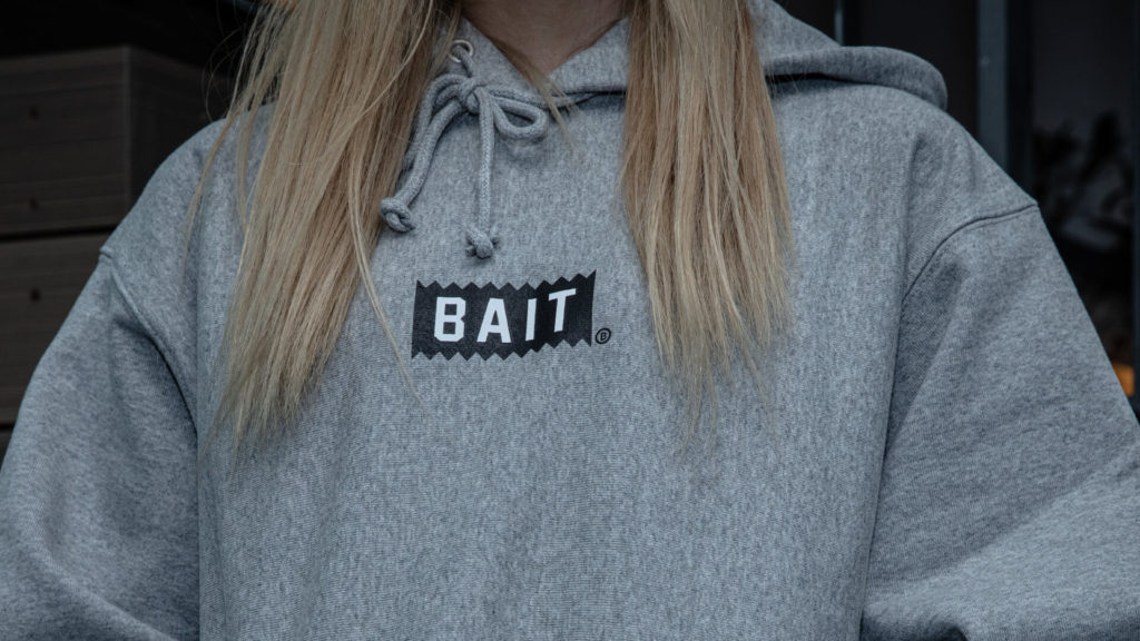 BAIT LOGO APPAREL