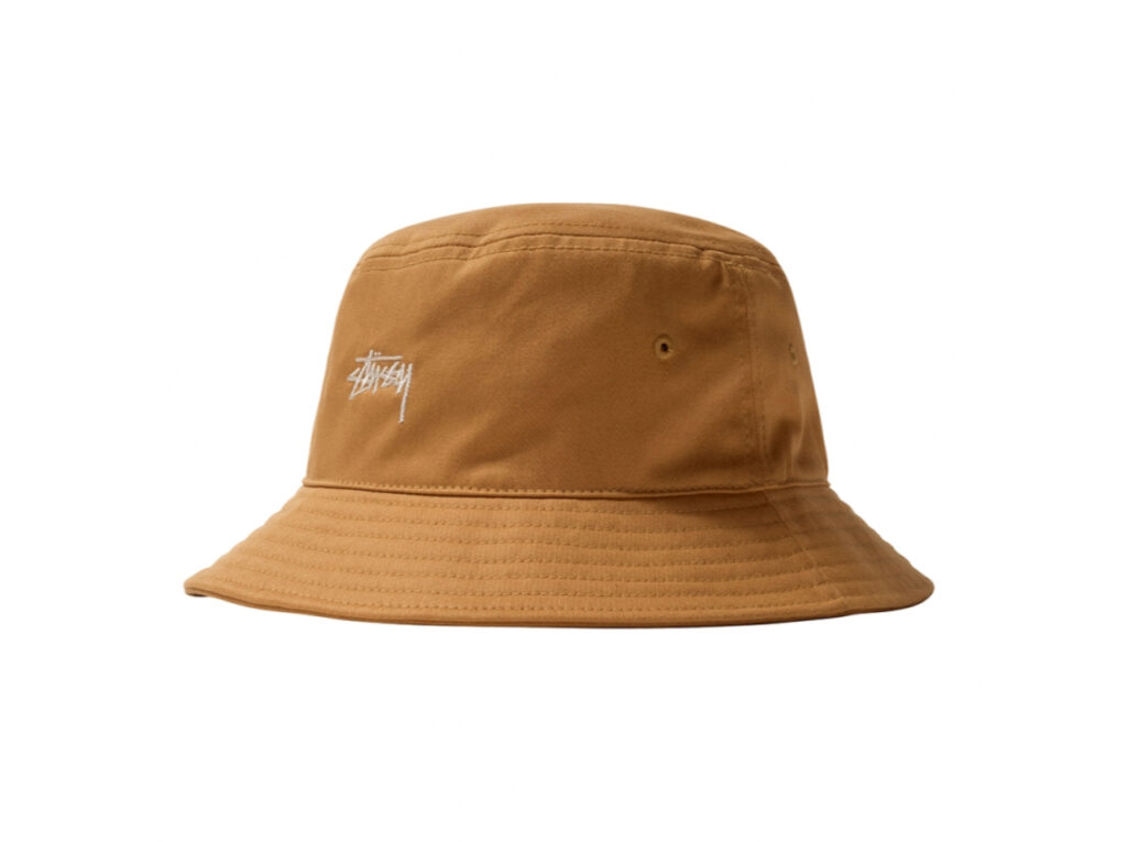 【STUSSY 21SP】Stock Bucket Hat – 1321023