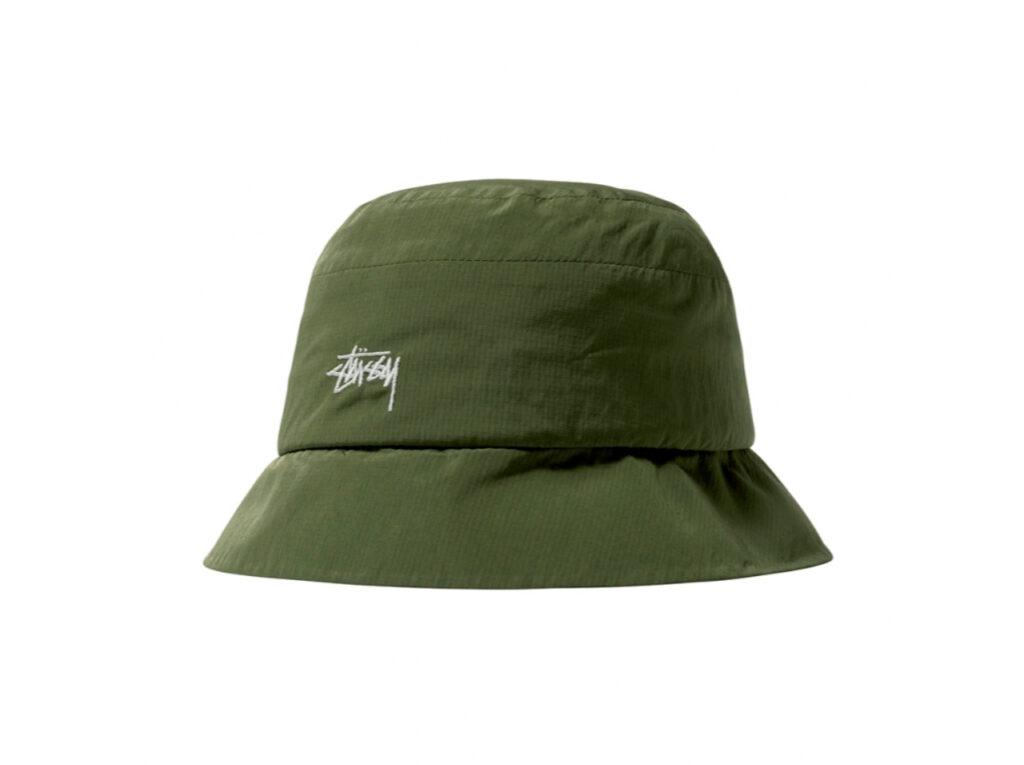 【STUSSY 21SP】Outdoor Panel Bucket Hat – 1321030