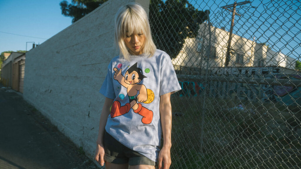 BAIT × ASTROBOY Glow-in-the-Dark Apparel Collection
