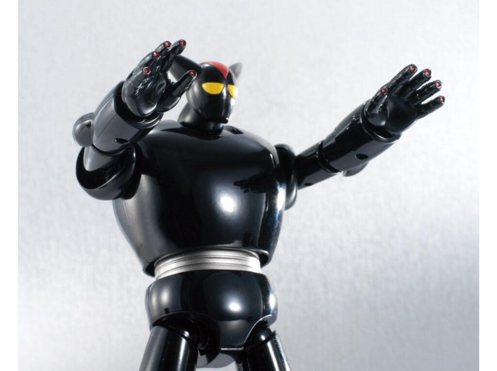 BANDAI SPIRITS – 超合金魂 GX-29R ブラックオックス