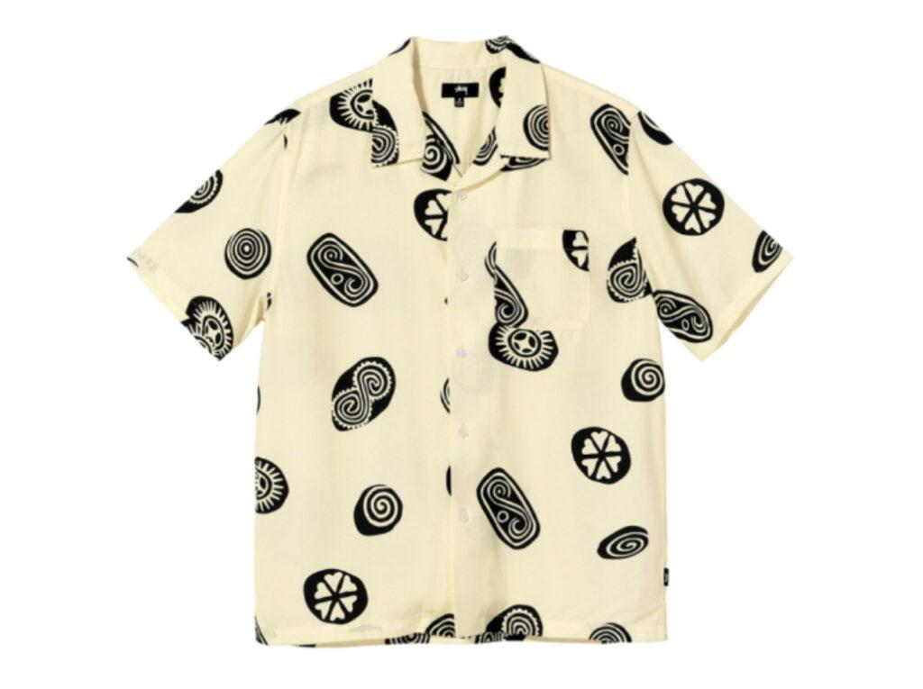【STUSSY 21SU 2ndDELIVERY】Icon Pattern Shirt – 1110171