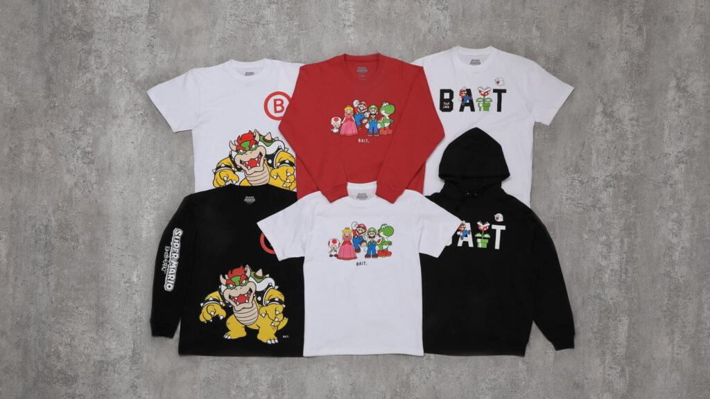 BAIT SUPER MARIO Collection