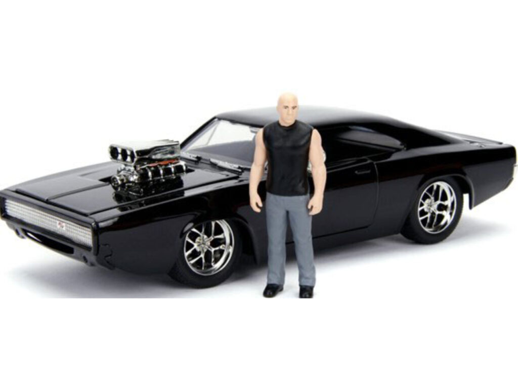 JADA 1/24 F&F BUILT'IN Dom's Charger