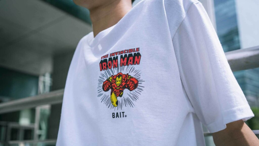 BAIT MARVEL COLLECTION