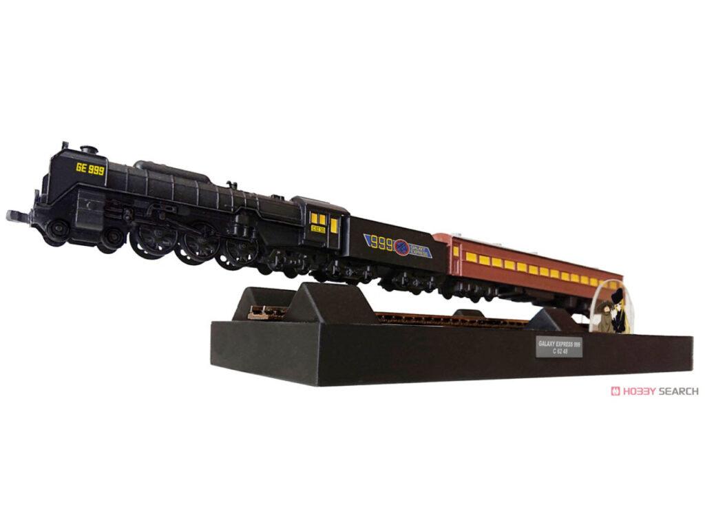 ノエルコーポレーション – フローティングモデル 銀河鉄道999 TV版 (完成品)