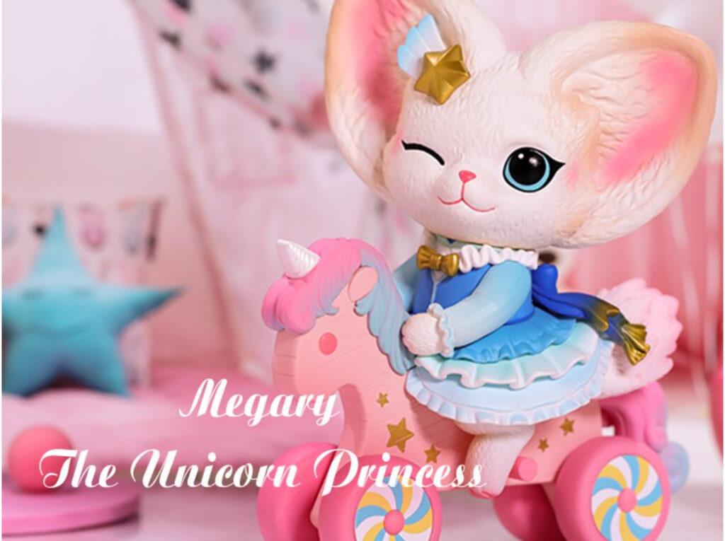 POP MART – Kenneth Megary The Unicorn Princess ビッグサイズ