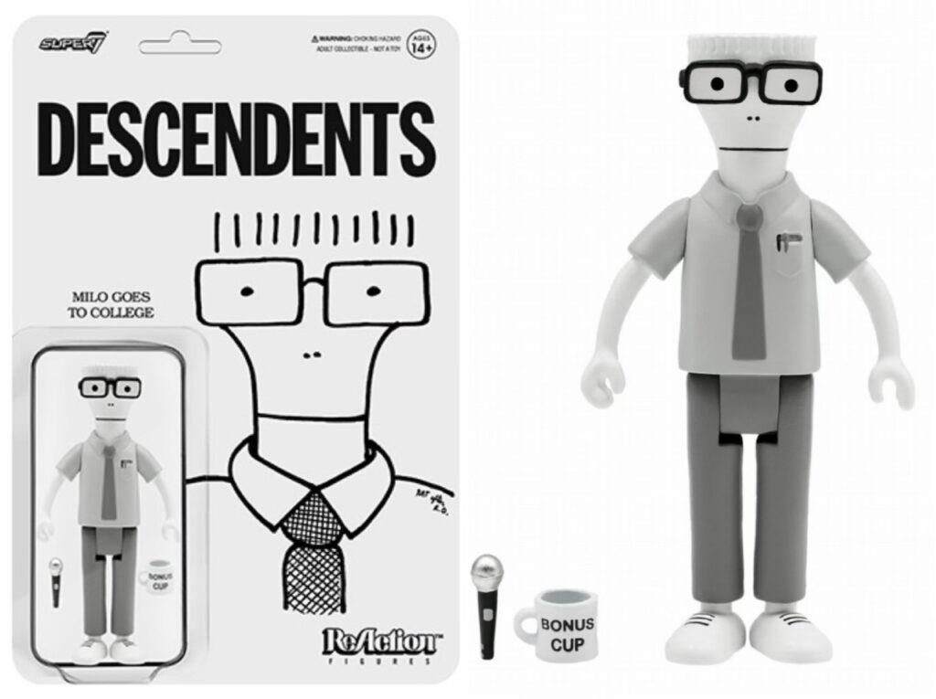 Super7 – Descendents:Milo Goes to College Ver.